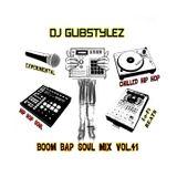 DJ GlibStylez - Boom Bap Soul Mix Vol.41 (Chilled Hip Hop Soul & Lo-fi Beats)