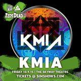 KMIA Live at Zeds Dead Skyway Theater Minneapolis MN