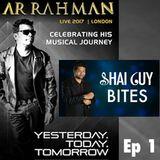 Shai Guy Bites Ep 1: Bollywood Fan Reacts To AR Rahman Concert | Tamil | Bollywood | Gigs