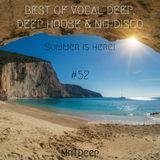 Best Of Vocal Deep, Deep House & Nu-Disco #52 - 21/08/2018