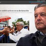 Aclara López Obrador que no tiene 2 departamentos como informa el WSJ