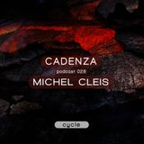 Cadenza   Podcast  028 Michel Cleis (Cycle)