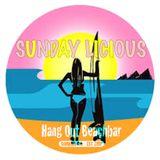 Hang Out Beachbar Live recording SundayLicious