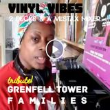 Grenfell Tower tribute: 2 Decks and A Vestax Mixer #3 | FBK Live | by Marcia DaVinylMC