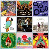 #31: Fanfarai Big Band, Chancha Via Circuito, Bob Marley, Seun Kuti, Sidestepper, Sonzeira, Brownout