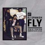 DJ Spanish Fly - 18th June 2015
