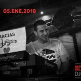 DJ NAU @ COLISEUM (5_01_18)_Malditos reyes magos!