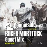 ROGER MURTTOCK is on DEEPINSIDE