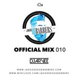 JAGGED EDGE BARBERS MIX 010 *OLD SKOOL RNB* @DJARVEE
