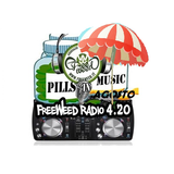 Pills In Music 17 ( 16 Agosto 2018 ) MIxed by FreeWeed Radio 4.20
