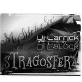Dj Carrick mezclando en la Stragosfera