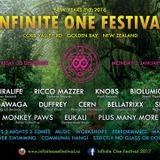 Infinite One Festival, New Zealand, 2016-17