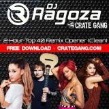 DJ Ragoza - 2 Hour Top 40 Remix Opener Mix (Clean) (Free Download)