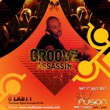Groove Assassin LIVE @ Soul Fusion - July 1st 2017 (Dusk till Dawn ) @ Lab 11 Birmingham