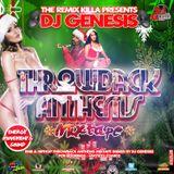 DJ GENESIS - THROWBACK RNB / HIPHOP ANTHEMS MIXTAPE 2014