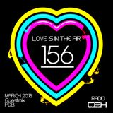 LOVES # 156 (Guestmix - PDB)