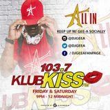 Klub Kiss 3-4-16