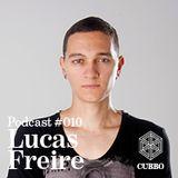 CUBBO Podcast #010: Lucas Freire (BRA)