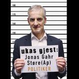 Svart gjeld, Jonas Gahr Støre og fengselsforsett