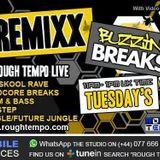 Remixx live on Rough Tempo - 20 / 1 / 15