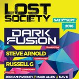 Andrew Sharpe - Lost Society @ Plug - 03/09/2016