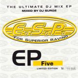 ESP - EP Five - Mixed by DJ Surge