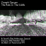 Spool's Out Radio #27: Halloween Special with Joseph Curwen