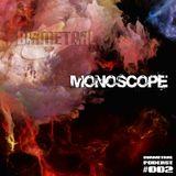 Diametral Podcast #002 mixed by Monoscope
