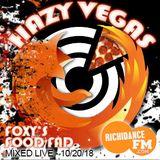 Foxys FoodFad - 10-20-18