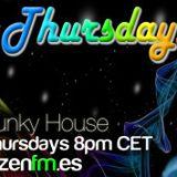 Jack Ward - Zenfm Funky Thursdays Ep 26 28/02/2013