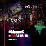 #cox #ManueG #live #04062015