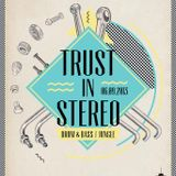 DJ Ruction, Krimeforce UK, Benchmark & Pneumothorax - Trust in Stereo (live @ Kantine, Augsburg)