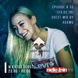 Deep Strefa on AIR @ Radio Żnin EP33 AGAWU