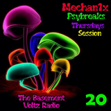 The Basement Voltz Radio - Psybreaks Show #20