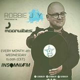 Robbie Jay - Moonvibes Podcast [086] on InsomniaFM (House with Classic melodies)