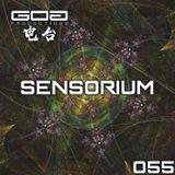 GoaProductions Radio 055: Sensorium