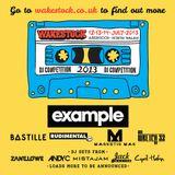 Wakestock DJ Compitition 2013