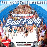 Amor Sunset Cruise Summer Closing Party - Mix by Mr Fresh Official