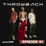 Throwback Radio #91 - DJ CO1 (Alternative Mix)