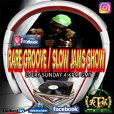 THE RAREGROOVES N SLOWJAMS SHOW 6/5/18