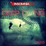 Jonatan Ramonda @ Deep Diving on Insomnia Fm july