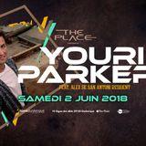 Retro session Alex De San Antoni ︎ The Place soirée Youri Parker