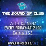 THESouND of club w. DJ NenZ - (Editia 153) (23 feb 2018)
