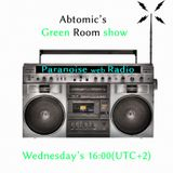 Green Room show #2.6 @ Paranoise web Radio