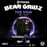 Bear Grillz, Therapy Thursday.