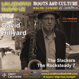 The Roots & Culture Show with Sax Player David Hillyard