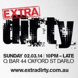 Feisty - Extra Dirty Mardi Gras Edition 2014