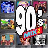 90´s MIX SET 2 (mixed by GMAIK)