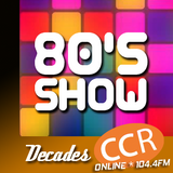 The 80's Show - @ccr80show - 19/03/17 - Chelmsford Community Radio