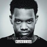 Rancido – Balance Selections 029